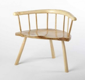 Welsh hedgerow chair